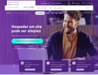kingcorp.com.br screenshot