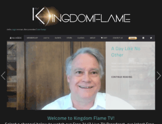 kingdomflame.com screenshot