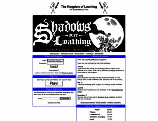 kingdomofloathing.com screenshot
