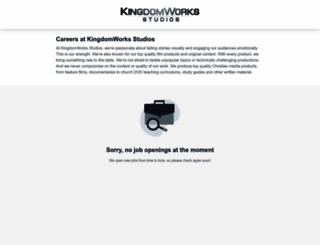 kingdomworksstudios.workable.com screenshot