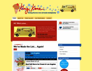 kingkonela.com screenshot