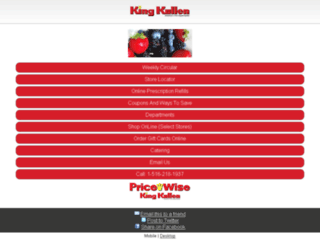 kingkullen.mcjr.net screenshot