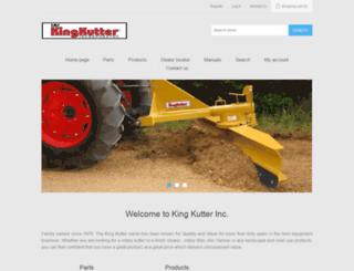 kingkutter.com screenshot