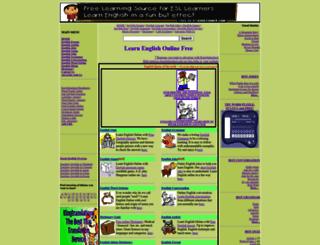 kinglishschool.com screenshot