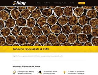 kingofthepack.com.au screenshot