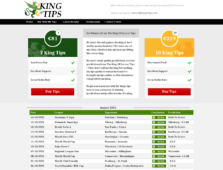 kingoftips.com screenshot
