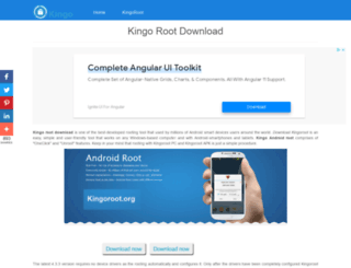 kingo root download pc