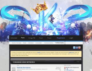 kings-networks.com screenshot