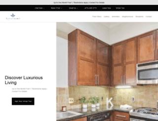 kingsboro-apartments.com screenshot