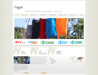 kingsford-products.com screenshot