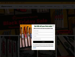 kingsgrovesports.com.au screenshot