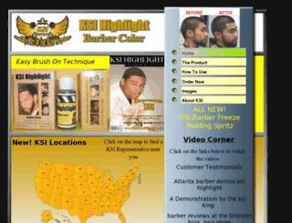 kingsharperimages.com screenshot