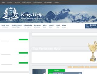 kingshyip.com screenshot