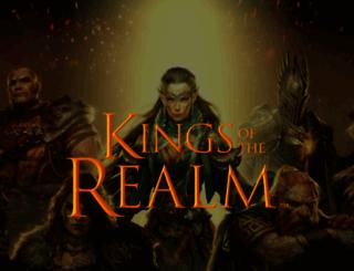 kingsoftherealm.com screenshot