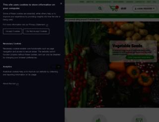 kingsseeds.com screenshot