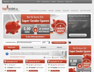 kingstaff-hosting.de screenshot