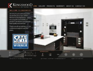 kingswoodinteriors.ca screenshot