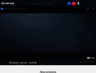 kingtony.eu screenshot