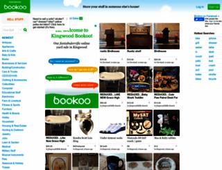 kingwoodyardsales.com screenshot