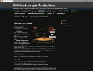 kininsokoncepts.blogspot.com screenshot