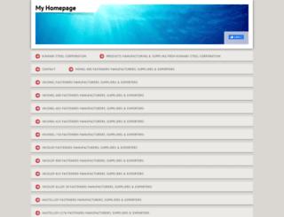 kinnaristeel.page.tl screenshot