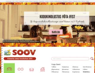 kinnisvara.soov.ee screenshot