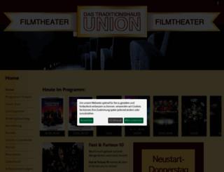 kino-bochum.de screenshot