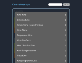 kino-release.xyz screenshot