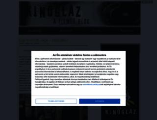 kinoglaz.blog.hu screenshot