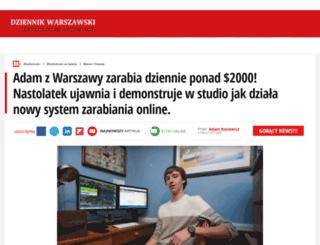 kinomaniek.pl screenshot