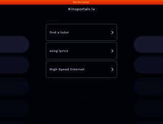 kinoportals.ucoz.net screenshot