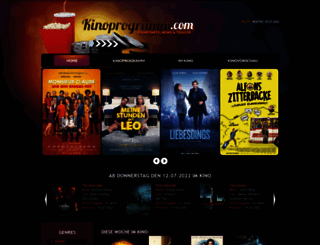 kinoprogramm.com screenshot