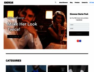 kinowear.com screenshot