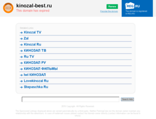 kinozal-best.ru screenshot