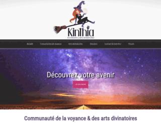 kinthia.com screenshot