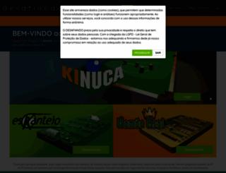 kinuca.com.br screenshot