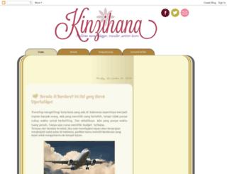 kinzihana.blogspot.com screenshot
