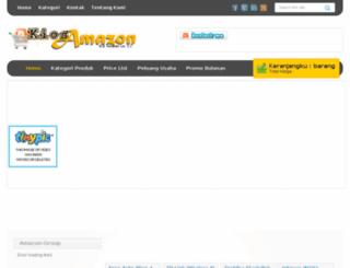 kiosamazon.blogspot.com screenshot