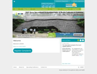 kiosh.co.ke screenshot