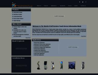 kioskindia.co.in screenshot