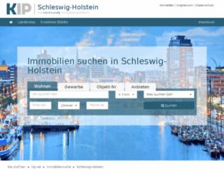 kip-schleswig-holstein.de screenshot