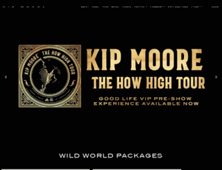 kipmoore.net screenshot