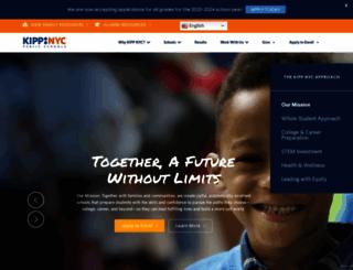 kippnyc.org screenshot