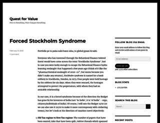 kiraninvestsandlearns.wordpress.com screenshot
