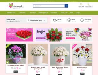 kirazcicek.com.tr screenshot