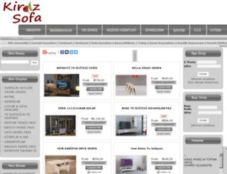 kirazsofa.com screenshot