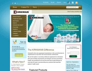 kirkmanlabs.com screenshot