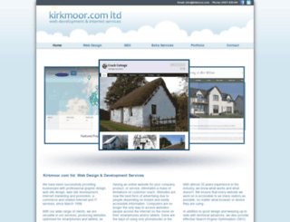 kirkmoor.info screenshot