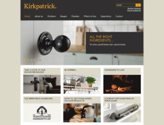 kirkpatrick.co.uk screenshot