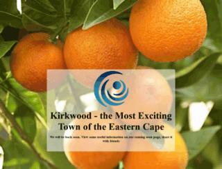 kirkwood.co.za screenshot